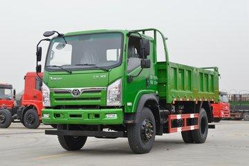 三环十通 T3创客 160马力 4X2 4.2米自卸车(STQ3181L03Y2N5)