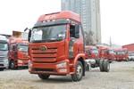 一汽解放 J6L中卡 2020款 精英版 240马力 4X2 6.2米栏板载货车(CA1180P62K1L4E5)图片