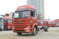 一汽解放 J6L中卡 2020款 精英版 240马力 4X2 6.2米栏板载货车(CA1180P62K1L4E5) 卡车图片