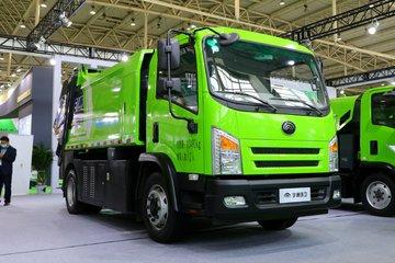 郑州宇通 W10 10.5T 4X2 纯电动压缩式垃圾车(YTZ5102ZYSD0BEV)