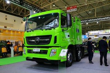 郑州宇通 W32 32T 8X4 纯电动车厢可卸式垃圾车(YTZ5320ZXXD0BEV)