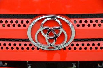 三环十通 昊龙 270马力 8X2 8米仓栅式载货车(STQ5311CCYA5)图片