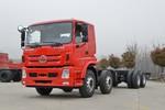 三环十通 昊龙 310马力 8X4 7.2米栏板载货车(平顶)(STQ1311L16Y4B5)图片