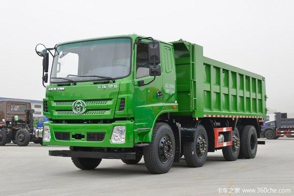 三环十通 昊龙中卡 220马力 8X2 6米自卸车(STQ3316L12Y3A5)