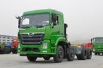 三环十通 昊龙 300马力 8X4 6.5米自卸车(国六)(STQ3311L16Y6B6)图片