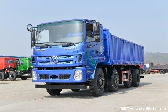 三环十通 昊龙中卡 220马力 8X2 7.2米自卸车(STQ3319L12Y3A5)