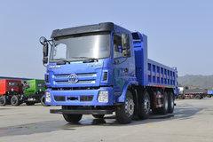 三环十通 昊龙重卡 270马力 8X4 8米自卸车(STQ3311L12Y3B5) 卡车图片