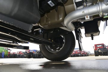 三环十通 昊龙重卡 270马力 8X4 8米自卸车(STQ3311L12Y3B5)图片