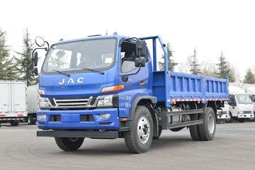 江淮 骏铃G系 V6运输型 160马力 4X2 5.2米自卸车