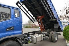 江淮 骏铃G系 V6运输型 160马力 4X2 5.2米自卸车(HFC3166P91K1D1V)