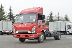 江淮 康铃J6 143马力 4.15米单排厢式轻卡(HFC5043XXYP91K12C2V) 卡车图片