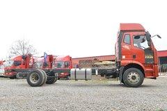 一汽解放 J6L中卡 领航版2.0 绿通 240马力 4X2 6.75米仓栅式载货车(CA5180CCYP62K1L4E5) 卡车图片