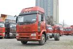 一汽解放 J6L中卡 领航版2.0 绿通 240马力 4X2 6.75米仓栅式载货车(CA5180CCYP62K1L4E5)图片
