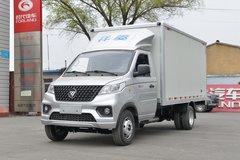 福田 祥菱V3 1.6L 122马力 3.7米单排厢式微卡(国六)(BJ5030XXY5JV7-32) 卡车图片