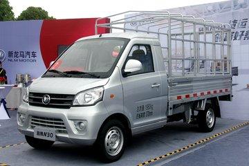 福建启腾 N30 1.5L 116马力 2.8米单排仓栅式栏板小卡(国六)(FJ5030CCYE1)