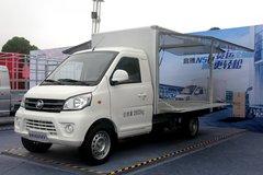 新龙马汽车 启腾N50EV 2.6T 2.7米单排纯电动厢式微卡(FJ5030XXYBEVE3)
