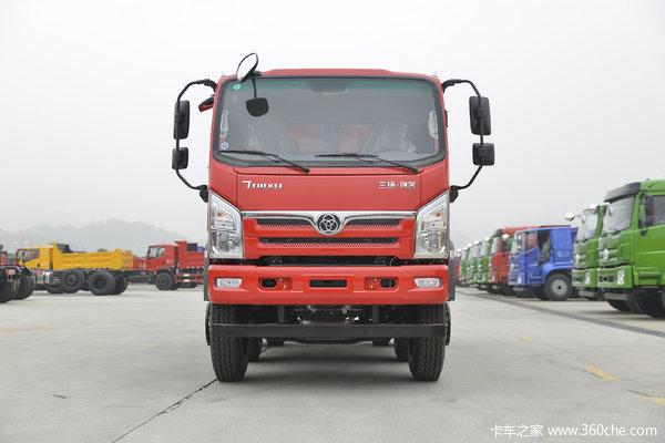 降价促销国六创客自卸车仅售14.3万起