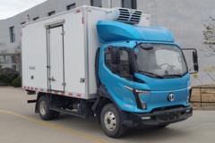 飞碟 W5 163马力 4X2 冷藏车(FD5040XLCW68K6-1)
