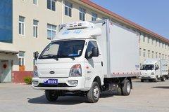 凯马 锐航X1 113马力 4X2 3.6米冷藏车(KMC5031XLCQ318D6)