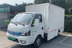 东风华神 T15 4.5T 3.7米单排纯电动厢式轻卡(EQ5040XXYTZBEV)55.7kWh图片