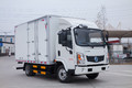 东风华神 T18 4.5T 4.1米单排纯电动厢式轻卡(EQ5040XXYLBEV1)81.1kWh图片