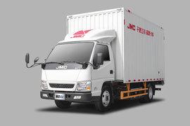 江铃 顺达窄体 4.5T 4.155米单排纯电动厢式轻卡89.13kWh