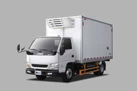 江鈴 順達窄體 4.5T 3.97米單排純電動冷藏車