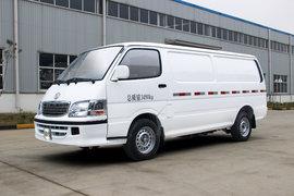 万象汽车 Q51 3.5T 3.26米纯电动封闭货车50.232kWh