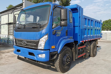 南骏汽车 瑞捷D50 220马力 6X2 4.5米自卸车(NJA3240QPF38V)