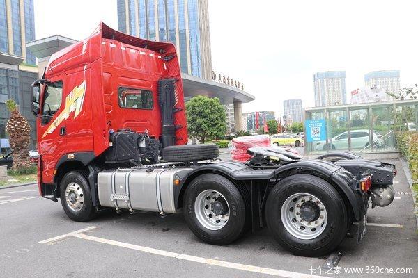 优惠2万上海卡盟乘龙H7牵引车促销中