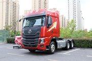 东风柳汽 乘龙H7重卡 陆航版 560马力 6X4 AMT自动挡牵引车(LZ4252H7DC1)