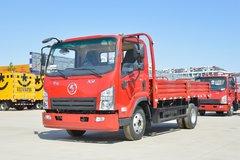 陕汽商用车 轩德X9 标载版 143马力 4.15米单排栏板轻卡(SX1040NP5331) 卡车图片