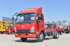 陕汽商用车 轩德X9 156马力 4.15米单排厢式轻卡(SX5042XXYNP5331) 卡车图片