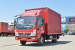 现代商用车 泓图300 130马力 4.165米单排厢式轻卡(星瑞5挡)(CHM5044XXYQDA33V)图片