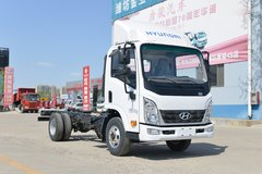 现代商用车 泓图200 116马力 4.145米单排仓栅式轻卡(CHM5041CCYEDF33V) 卡车图片