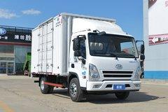 现代商用车 盛图 150马力 4X2 4.13米自动挡单排厢式轻卡(国六)(CHM5041XXYGDC33T) 卡车图片