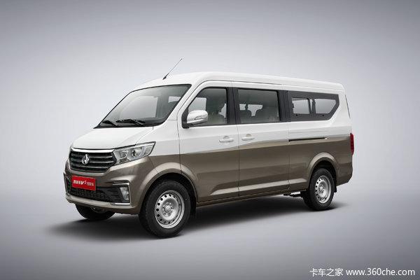 长安跨越 跨越星V5 招财版 舒适型 122马力 1.6L汽油 7座 轻客(国六)