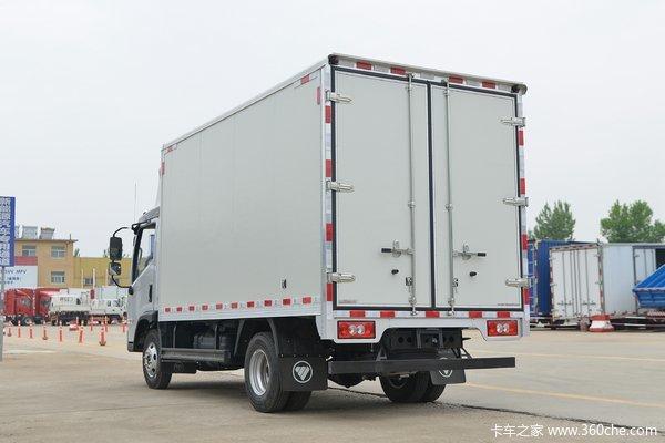 优惠0.88万 北京市时代领航载货车火热促销中
