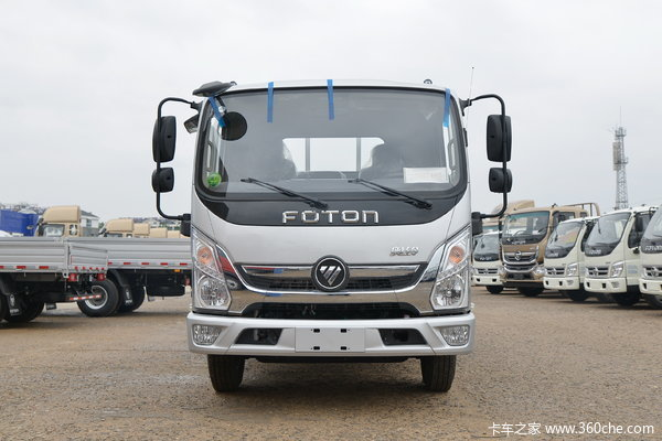 北京地区优惠2万奥铃速运载货车促销中