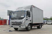 福田 奥铃新捷运 青春版 130马力 4.14米单排厢式轻卡(采埃孚6挡)(BJ5048XXY-A2)