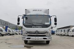 福田 奥铃新捷运 156马力 4.17米单排仓栅式轻卡(BJ5048CCY-FP)图片