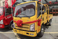 解放 虎VR 130马力 3.2米双排栏板轻卡(CA1040P40K51L2RE6A85) 卡车图片