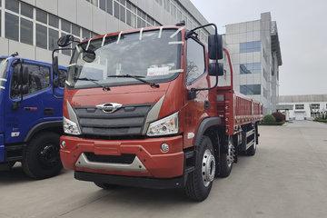 福田 时代领航ES5 220马力 6X2 6.8米排半栏板载货车