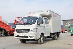 东风 小霸王W17 122马力 3米双排厢式小卡(国六)(EQ5040XXYD6CDBAC)图片