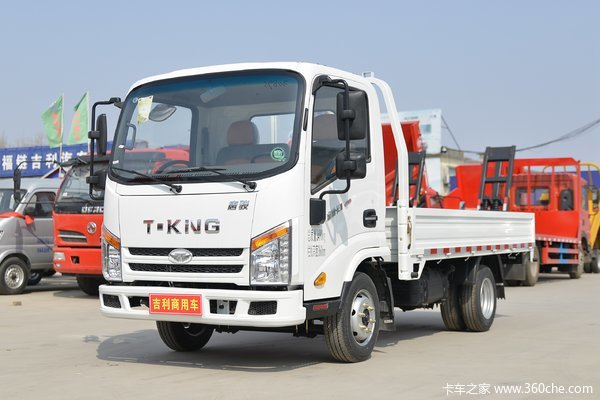 唐骏欧铃金利卡II 1.8排量129马力 仅售5.38万