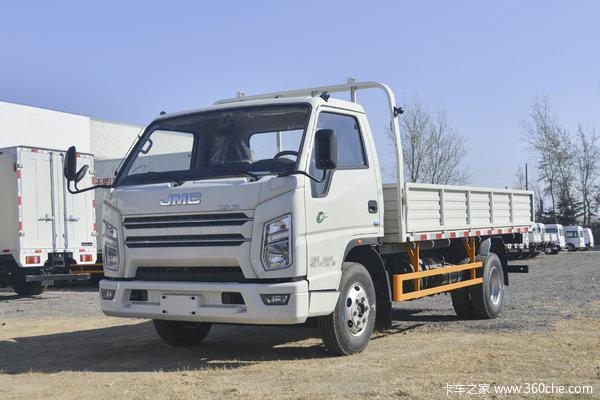 优惠0.7万江铃小卡4.2载货车促销中
