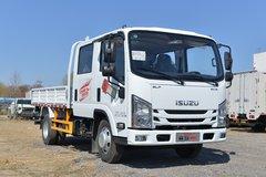 江西五十铃 翼放EC5 标准版 116马力 3.16米双排栏板轻卡(JXW1040CSJA2) 卡车图片