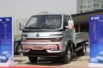 中国重汽HOWO 智相 130马力 4X2 3.95米单排栏板小卡(ZZ1047C3111F145)图片