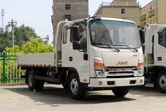 江淮 帅铃Q3 130马力 3.37米排半栏板轻卡(HFC1041P73K1B4S) 卡车图片