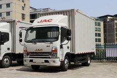江淮 帅铃Q6 142马力 4.15米单排厢式轻卡(HFC5043XXYP91K12C2V) 卡车图片